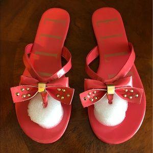 Coral Sandals by Elle